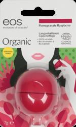 organic pomegranate rasberry sphare
