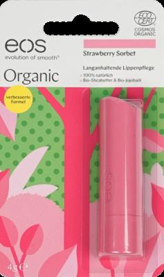organic strawberry sorbet