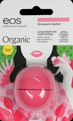 organic strawberry stick