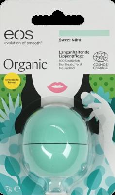 organic sweet mint