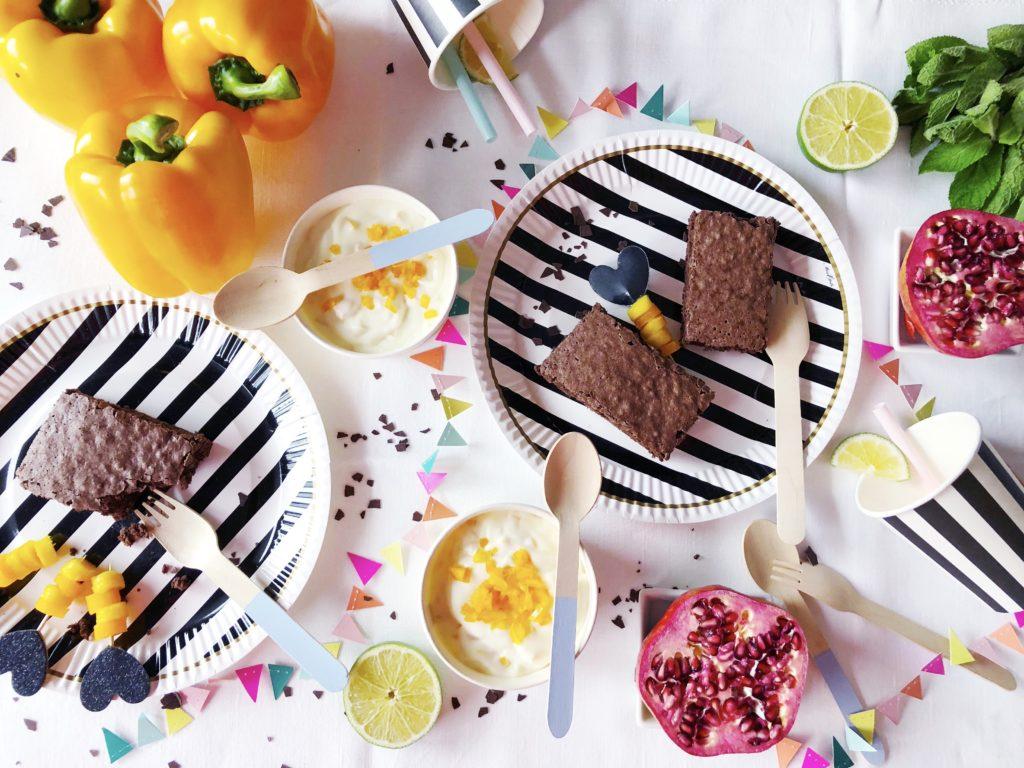 Zeit fuer Paprika_ Artikelbild_ Brownies mit Paprika_Mango_Mousse 3