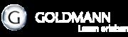 goldmann logo w