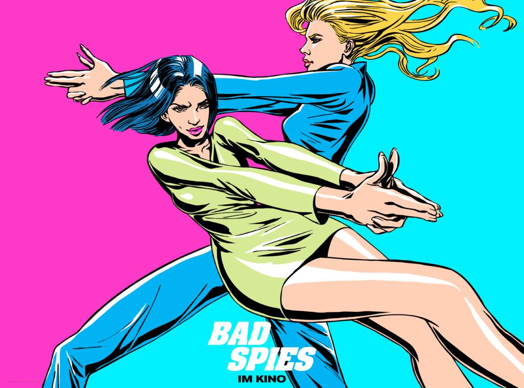 Bad Spies