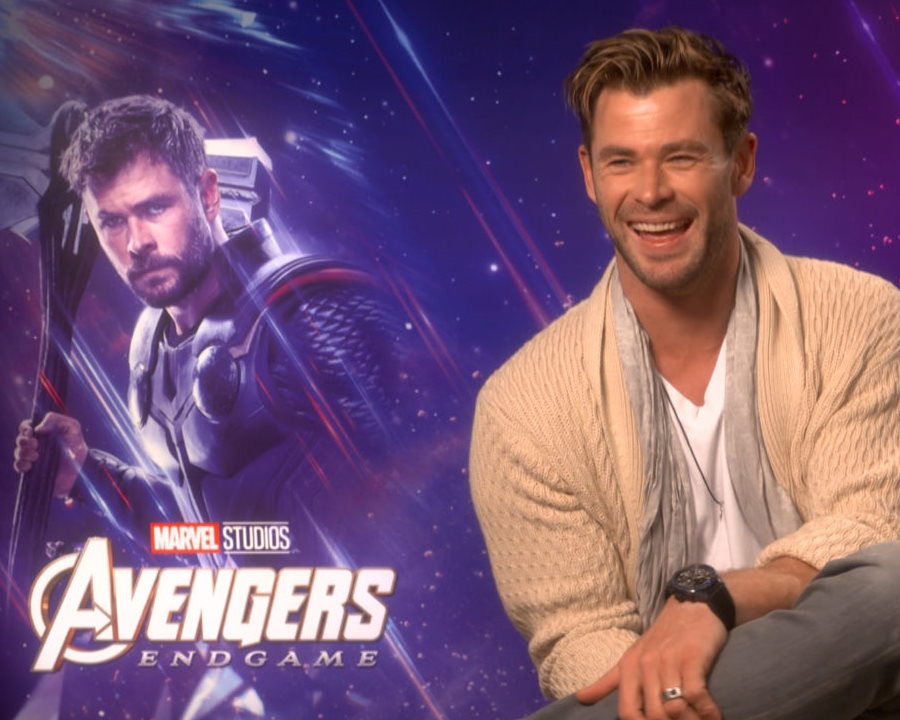 Susi_Avengers Endgame Interviews