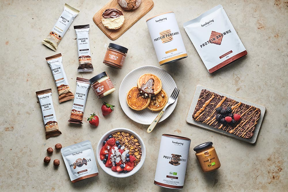 Foodspring Protein-Bar-Extra-Chocolate