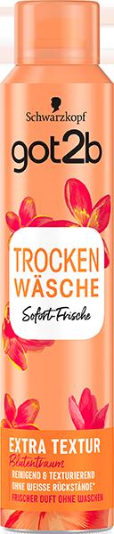 Jetzt bestellen: got2b TROCKENWÄSCHE EXTRA TEXTUR Blütentraum