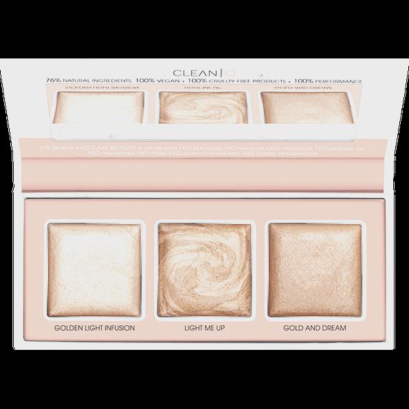 Jetzt bestellen: Clean ID Mineral Highlighting Palette