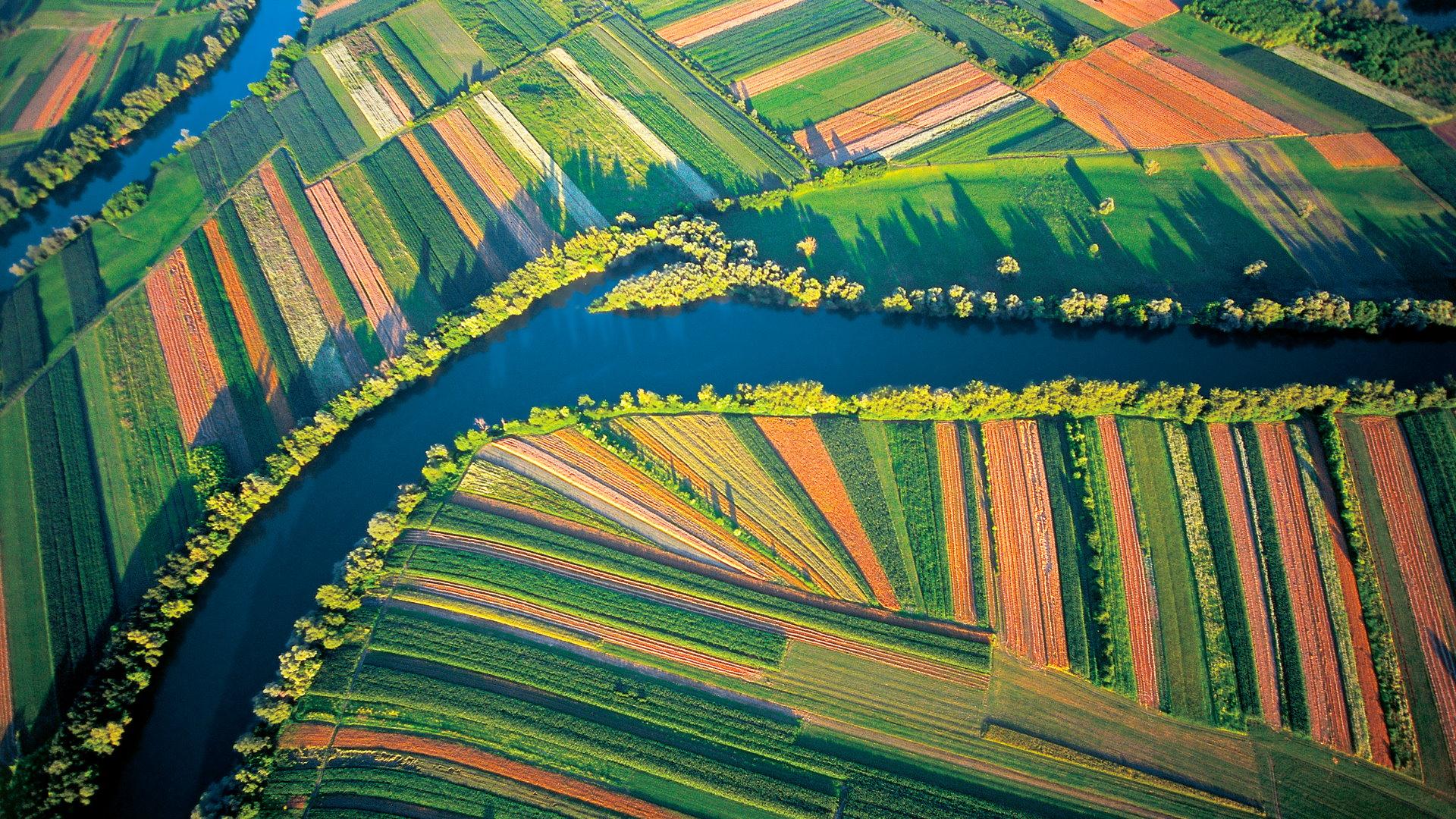 Kupa ist der längste Fluss Kroatiens und führt durch wunderschöne Täler und Ebenen.