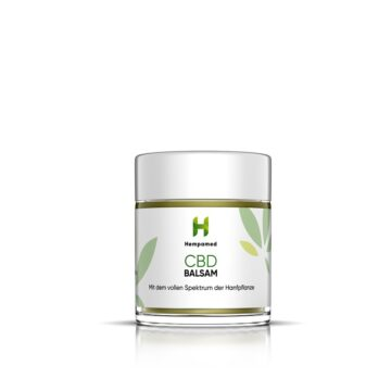 Hempamed CBD Balsam (30 ml)
